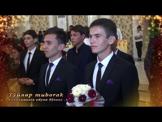 Туйлар Муборак Куёв Келин Чиқиши Янгича Бўлди