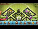 Clash of Clans BEST TH8 Trophy Base Aion With Replay | Clash of Clans ЛУЧШАЯ ТХ8 Кубковая база