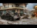 Syria War 2016 FSA in Heavy Clashes Against Kurdish PKK in Battle For Aleppo