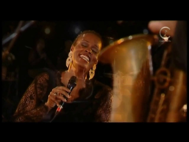 Dianne Reeves : That's all