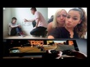 Father is very angry his son, Webcam Girl Gaming Video