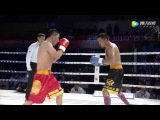 Уйгурский боксер Mamat Tursun Chong vs монгол Hu Richabilige часть 4