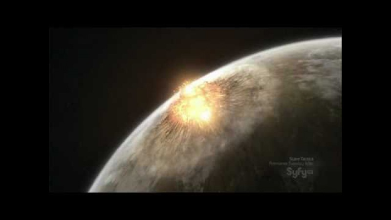 Stargate Universe - Gravity - HD