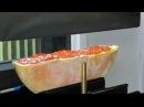 Швейцарский Раклет Теплый растопленный Швейцарский сыр с колбаской Чоризо и Хамон Серрано