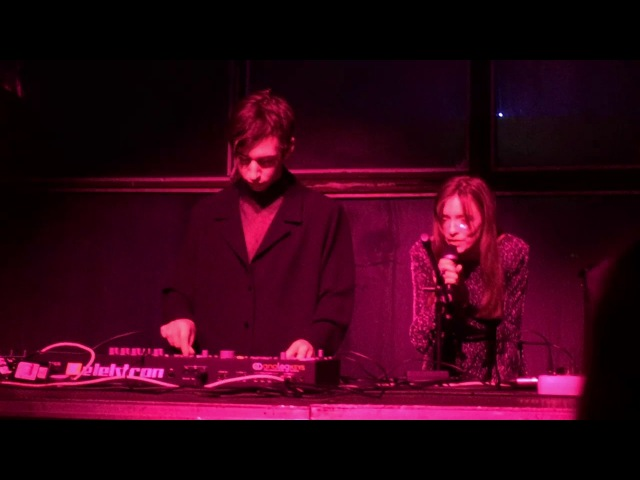 Sobranie 8 18 - The Secret (Twin Peaks Soundscapes) [live @ pluton, moscow, november 18 2017]
