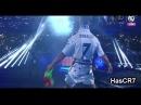 Cristiano Ronaldo Celebration in Bernabeu Champions League 2017