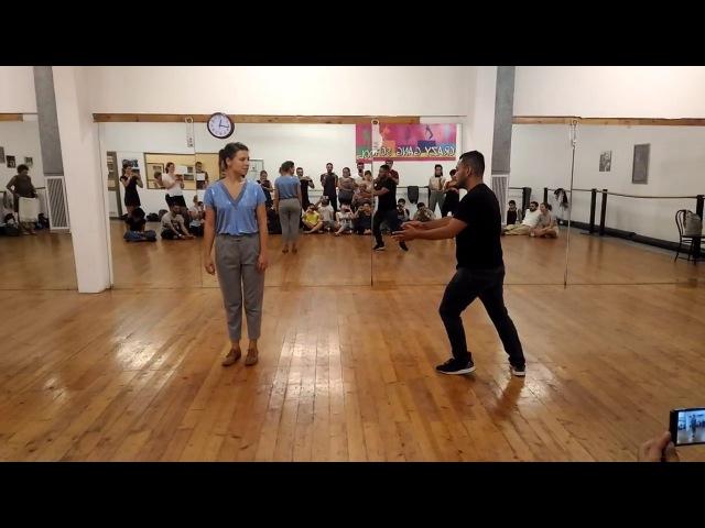 Lindy Hop Lesson recap - Mikey Pedroza Kamile Pundziute @ Swìngala '17