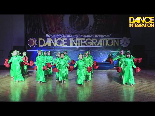 DI 2015 - Военно-патриотический танец, Дети 2, группа