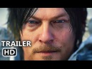 PS4 DEATH STRANDING New Trailer 2018 PS4