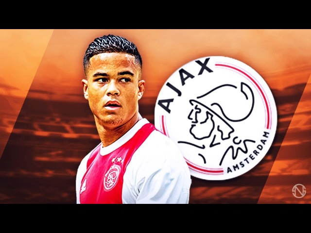 JUSTIN KLUIVERT Ultimate Speed Skills Goals Assists 2018 HD