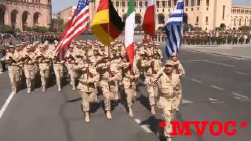[Հայաստանը ռազմական ուժը] Armenia Victory day 2015-2016 Hell March