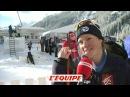 Biathlon - CM F - Antholz-Anterselva Dorin-Habert «Jai envie de ma part au soleil»