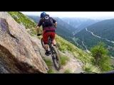 IT'S CHICKEN SOUP Ben Jones Mont Blanc Enduro Day 2 Part 1