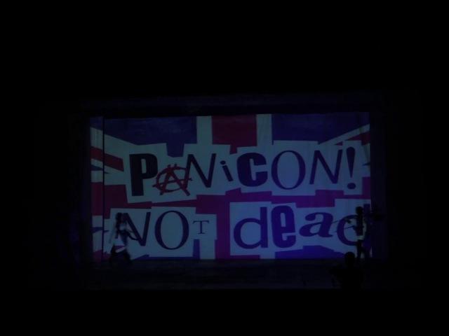 [Panicon! 2017] Групповое аниме-дефиле - Owari no Seraph|Последний серафим (YouTube)