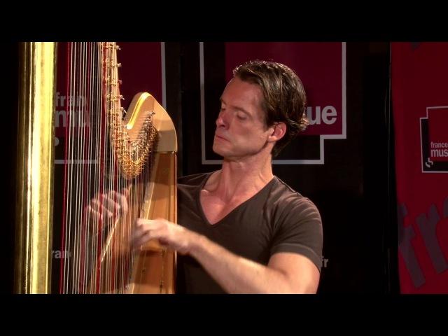 Smetana La Moldau arrangement pour harpe par Xavier de Maistre