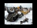 Мастерство и безбашенность водителей тяжелой техники на севере России 6 great roads North of Russia