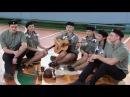 Участие учащихся 11А школы №5 в конкурсе - Смотр строя и песни. Фрагмент из фильм...