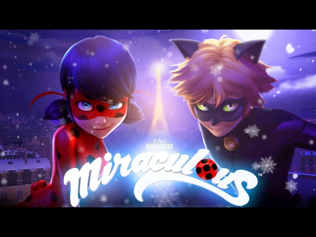 MIRACULOUS | 🐞❄️ SANTA CLAWS - Cat in the night ❄️ 🐞 | Tales of Ladybug and Cat Noir