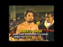 Roberto Duran vs Iran Barkley HD FOTY 1989 The Ring