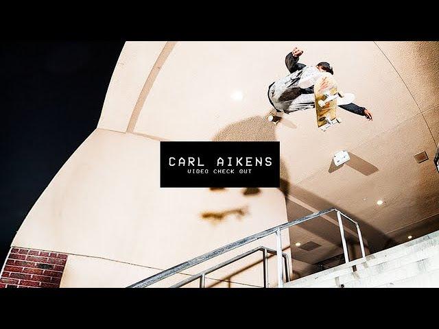 Video Check Out: Carl Aikens | TransWorld SKATEboarding