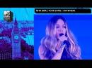 Rita Ora — Your Song Anywhere (MTV EMA's 2017)