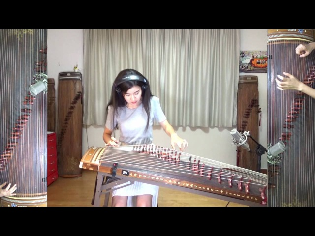 Red Hot Chili Peppers-Otherside Gayageum ver. by Luna
