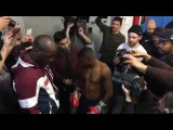GUILLERMO RIGONDEAUX FULL MEDIA WORKOUT AHEAD OF LOMACHENKO BOUT | LOOKING SHARP & STRONG
