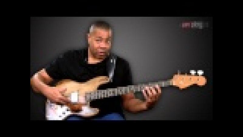 Bass Lesson Brent Anthony Johnson Modal Fingerings