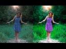 Видеоурок: Быстрая цветокоррекция фото, замена цвета обьекта / Photo Color Correction (Camera Raw)