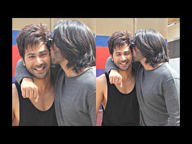 Deepika Padukone Boyfriend Ranveer Singh Kissing Varun Dhawan