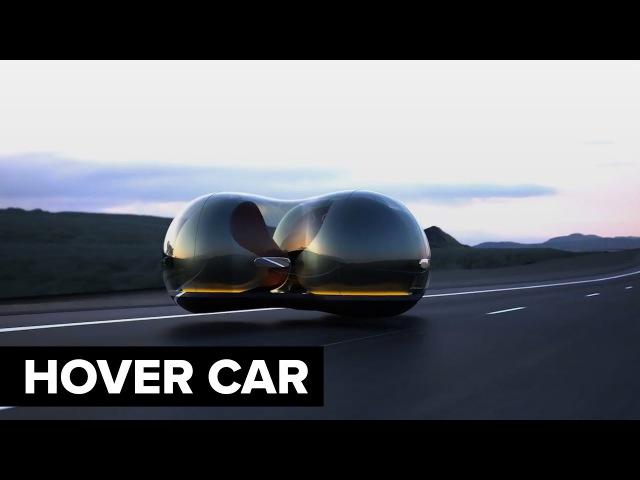 Renault Float hover car