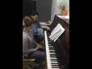 урок фортепиано в музшколе Виртуозы Уфа. Преподаватель Артем Хакимов