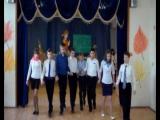 танец 6-Б на день учителя