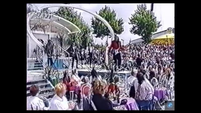 Blue System- Operator _ZDF, Fernsehgarten,1993_