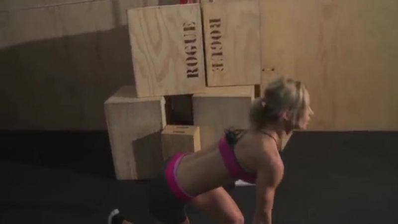 62 ZWOW 62 The Best Butt Workout - 12 minute Time Challenge - ZuzkaLight.com