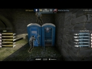 CSGO - Major2018 - Toilets G2 vs Misfits