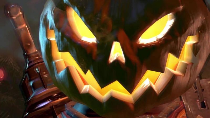 Skyforge   The Evil Pumpkin Festival Begins!   PS4