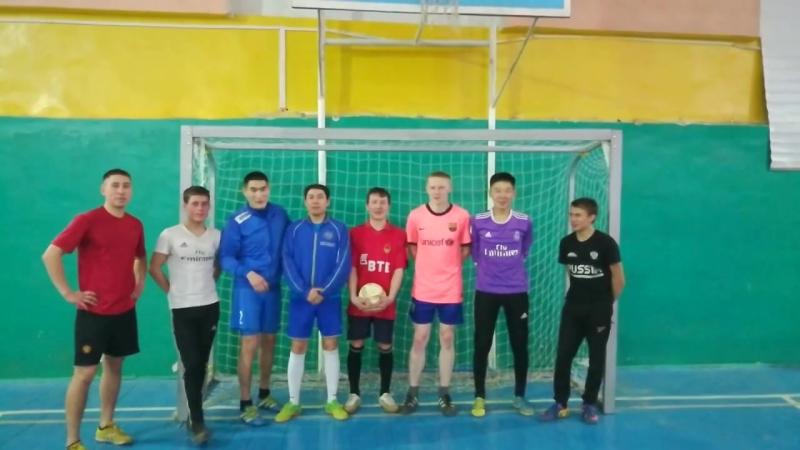 Футболисты Хоринского района
