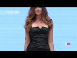 BABYLON Full Show Spring 2018 Monte Carlo Fashion Week 2017 - Luxury Fashion World