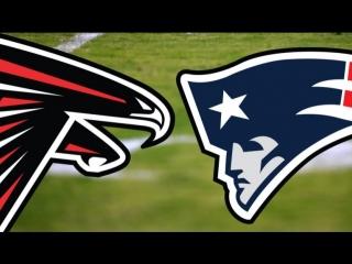 NFL. Falcons vs. Patriots | Тачдаун ТВ | LIVE