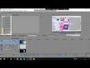Как вставить футаж на видео Sony Vegas Pro 13 Аватария
