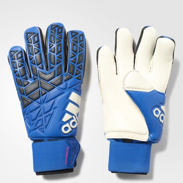 Вратарские перчатки ACE Half-Negative
