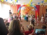 Первый танец моей внученьки!
