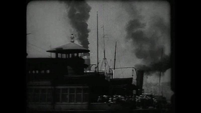 Ранние американские авангардные фильмы 1894-1941. Диск 5.1 Изображение столицы (Открытие Нью-Йорка)