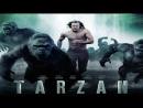 Смотрим кино: Тарзан. Легенда / The Legend of Tarzan (2016)