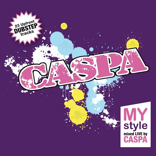 Caspa альбом MyStyle (Mixed by Caspa)