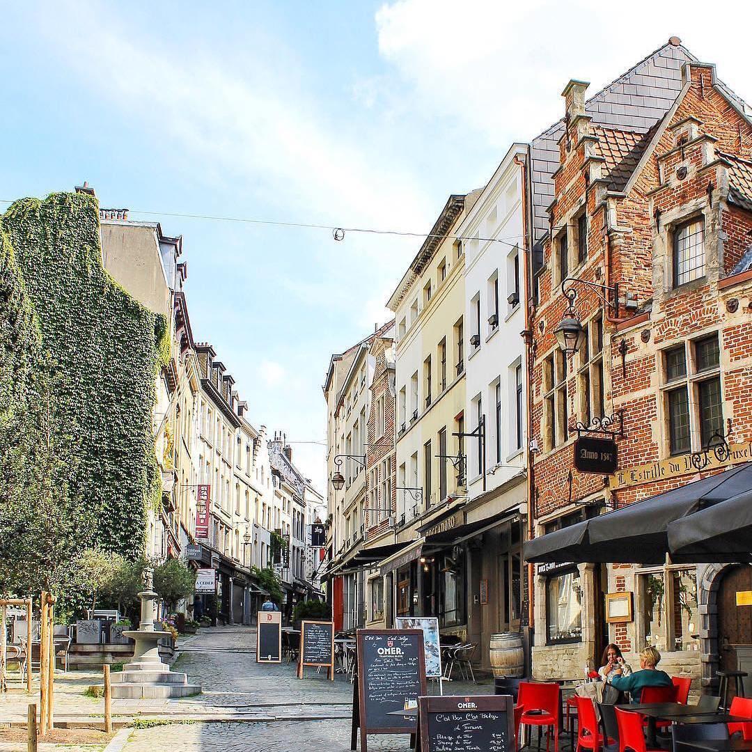 Петербург: поездка Нидерланды + Бельгия всего за 8700 рублей туда-обратно