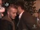TV Prankster Gropes Beckham 'GoldenBalls'