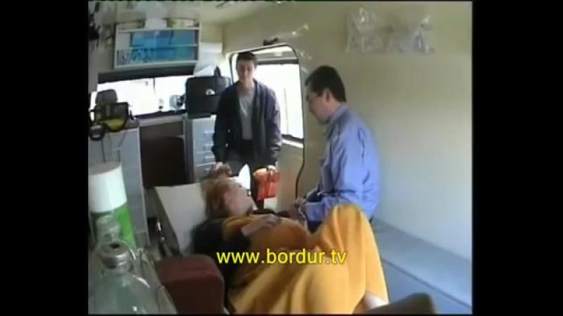 Скрытая камера Роды в неотложке