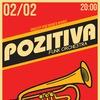 02.02 — POZITIVA FUNK ORCHESTRA @ MODEL T
